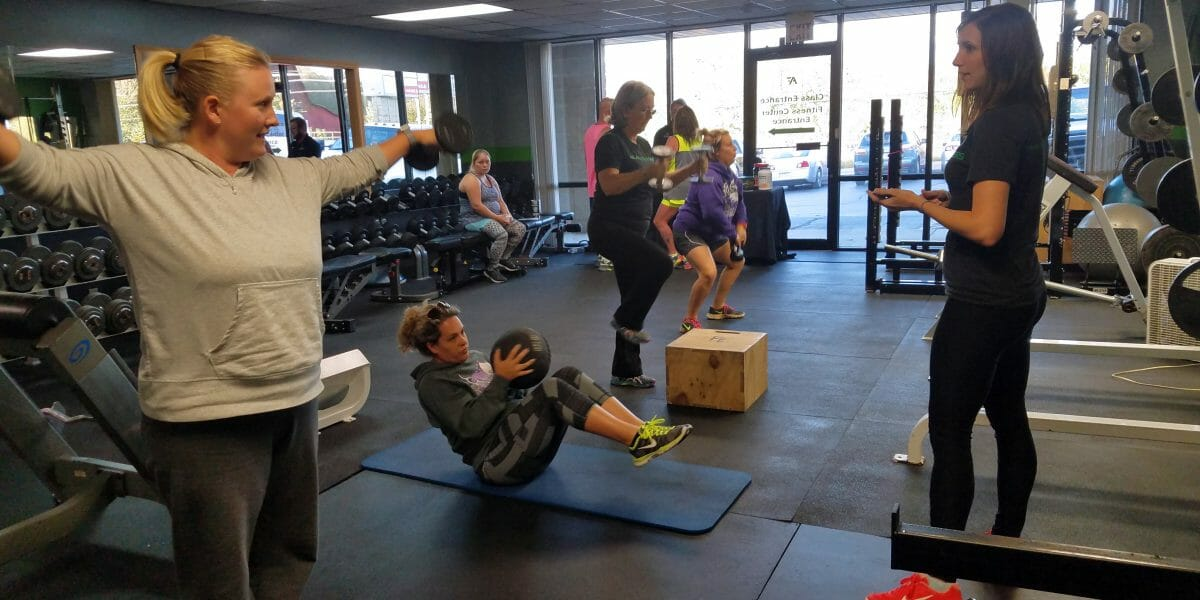 Women's Fitness at Advance Fitness