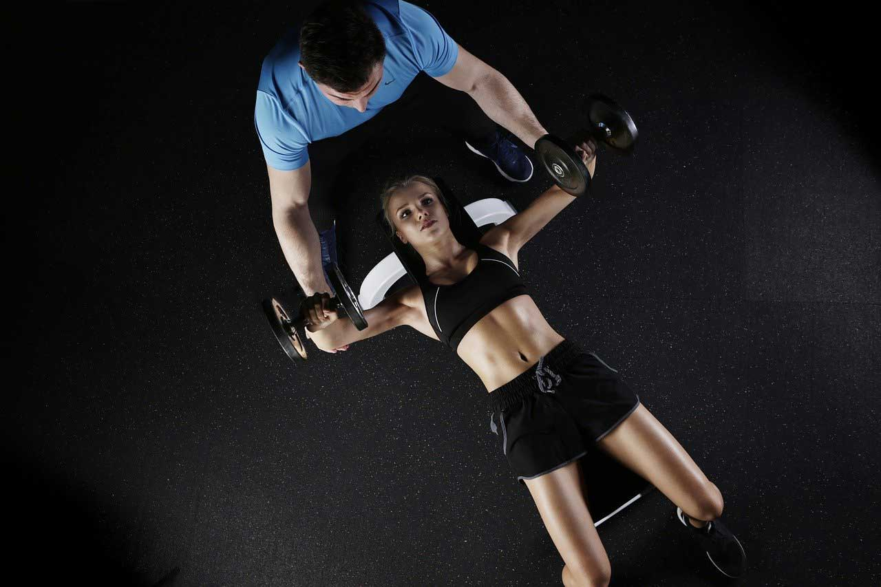 Personal Trainer Advance Fitness