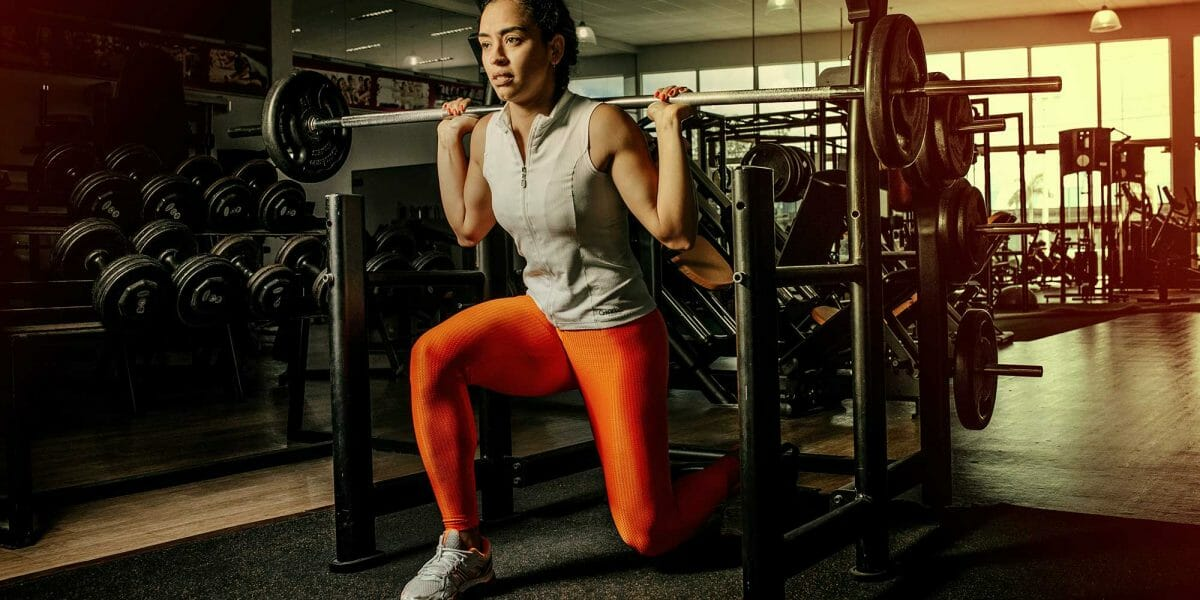 Benefits of a barbell workout